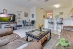 Orlando Oasis - 3 bedroom Townhome with splashpool less than 1 minute away from clubhouse and pool in Windsor Hills Resort!.