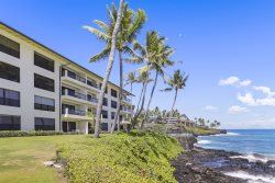 Poipu Shores 102A Shorebreak Lanai, Ground Floor Unit, w/AC