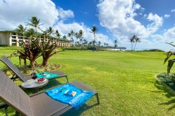 Poipu Sands 513 - Ocean Front with Awesome View of Beach
