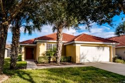 Enjoy your Orlando vacation in a affordable 4 bedroom vacation home with pool at Aviana Resort.