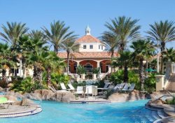 Stay in Regal Palms and swim in the fantastic resort pool just 9 miles to Walt Disney World.