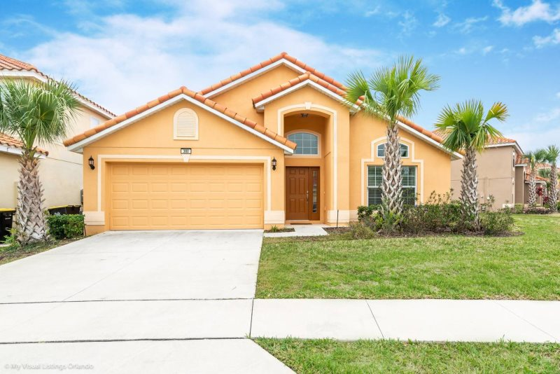 Brand new  4 bedroom resort home with pool and game room  just 10. Pet Friendly Orlando Vacation Homes