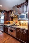 Gorgeous Granite Countertops in the Kitchen