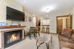 Picture perfect winter wonderland at The Pines Condos
