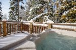 Private Hot Tub available 12/18/20-4/5/21