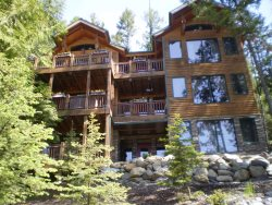 Cottonwood - Beautiful Ptarmigan Village Whitefish Vacation Rental
