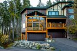 Located at the base of Whitefish Mountain Resort. Ski-in, ski-out.