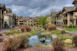 Beautiful Monterra Resort Condo Rental in Whitefish, Montana.