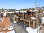 Slopeside community is won 2012 International developers award for multi-units