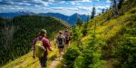 Hiking trails located in your backyard on Whitefish Mountain