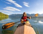 Spend the day on the lake with a Kayak rental