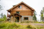 Beautiful Montana log home