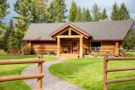 Enjoy your Whitefish Escape at Stillwater Log Home