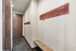 Rustic twin over twin bunks