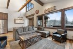 Large dinning table to accommodate your entire property
