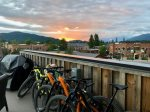 Stay where the action is at Cana Lofts in downtown Whitefish Montana