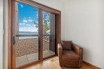 Relax on the patio with this Beautiful view of the Lake