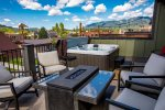 Welcome to Baker loft 302 Kick back and relax on this incredible downtown deck