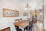 Spacious Full bathroom with double vanities