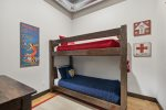 Private Hot Tub overlooking downtown Whitefish