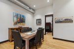 Fully Equipped, well stocked kitchen with stainless appliances