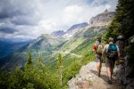 Glacier National Park is only about 45 minutes away Enjoy great hiking and amazing views