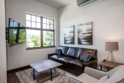 Luxury Studio Loft Condo Located in Downtown Whitefish!