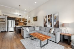 Amazing 2nd Street Luxury 1 bedroom plus Loft Condo in Downtown Whitefish!