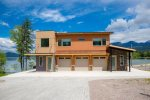 Welcome to City Beach 26, with incredible views of Whitefish Lake