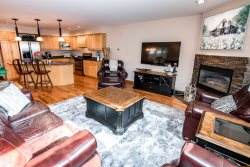 'Mountain Harbor 152' Lovely Whitefish 3BD 2.5BA Condo with Lake Access!!  Sleeps 10 w/great amenities!