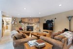 Welcome to Big Bear This home is perfect to relax in after a day`s adventures