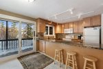 Big kitchen with plenty of counter space for entertaining