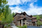 The stunning Slopeside 71 townhouse
