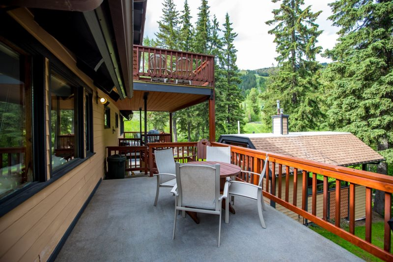 Ski In Ski Out 3 Bedroom Rental Whitefish | Whitefish Escapes
