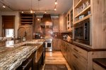 Another view of this amazing kitchen