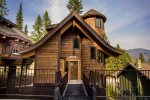 Cedar at Snow Bear Chalets welcomes you for your summer vacation