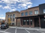 The all new Central Lofts are located in central downtown Whitefish.