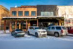 Located in central downtown Whitefish, this new building is close to everything