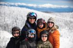 Enjoy some family winter fun Many activities in the area