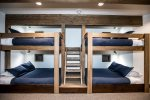 2 Queen over Queen bunks perfect for kids of all ages
