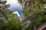 This home comes stocked with firewood for your stay