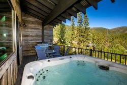 NEW LISTING!!! Brand New Build Ski in Ski out 5BD 4.5 BA home! Private Theatre and hot tub!