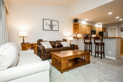 New Listing! Charming 2BD 2BA Mountain Harbor Condo! Amazing Amenities and close to downtown Whitefish!