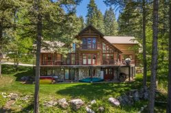 New Listing! Gorgeous 3BD 3.5 BA home on Lost Coon Lake! 6 Min to Downtown Whitefish!