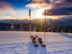 Bring the family to ski in Whitefish