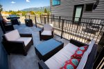 Enjoy the views of Whitefish Mountain from your balcony