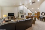 Beautiful townhome close to downtown and Whitefish Mountain