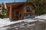 Indoor saltwater pool open year round