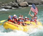 Take a White Water trip down the Middle Fork River