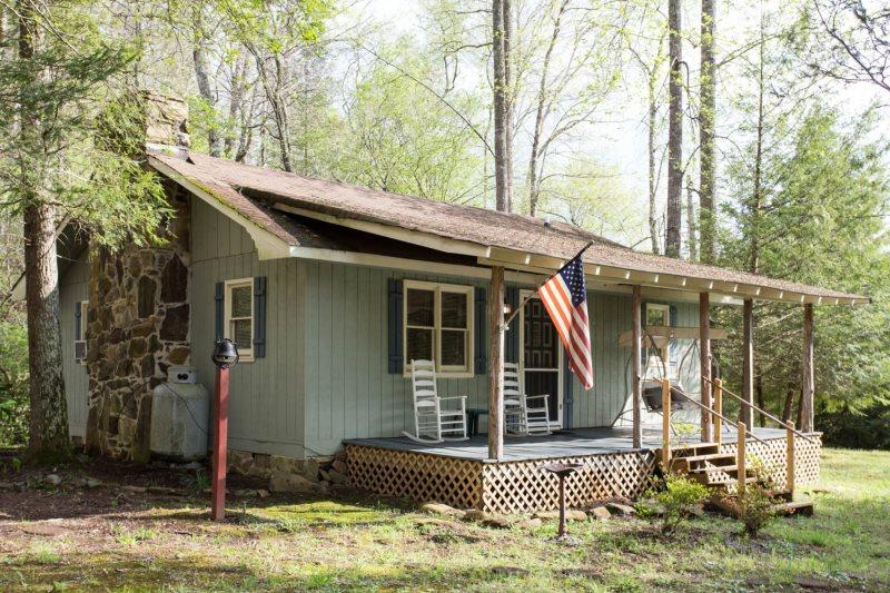 Grandpa S Cabin By Carolina Properties Lake Lure Nc Is A 2